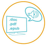 Lien vers Documents numériques accessibles